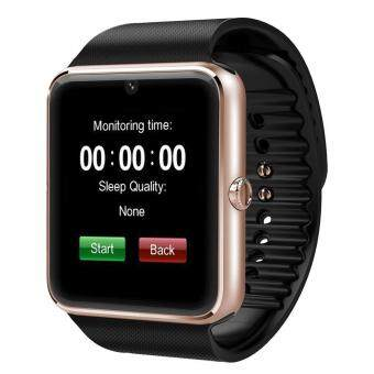 GT08 1.54 Touch Screen Bluetooth Smart Wrist Watch Phone For Android IOS - Gold