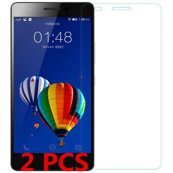 HD Tempered Glass Screen Protector For Lenovo Vibe S1 - Clear (2PCS)