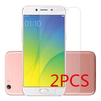 HD TEMPERED GLASS SCREEN PROTECTOR FOR OPPO R9S -2PCS