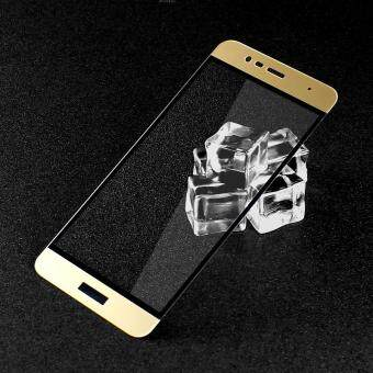 IMAK Full Coverage Tempered Glass Screen Film for Asus Zenfone 3Max ZC520TL - Gold