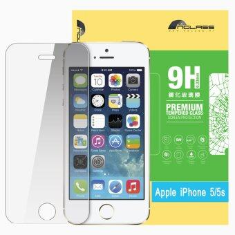 iPhone 5 / 5S / 5C 9H nGlass Tempered Glass Screen Protector
