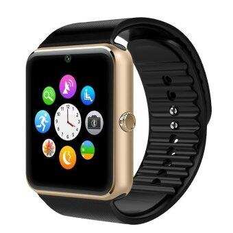 iWatch GT08 2.0M Digital Bluetooth Smart Watch (Gold)