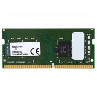 Kingston 4GB 260-Pin DDR4 SO-DIMM DDR4 2133 (PC4 17000) Laptop Memory Model KVR21S15S8/4
