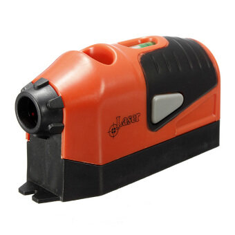 Laser Edge Straight Line Lazer Spirit Level Tool HorizontalVertical Tool