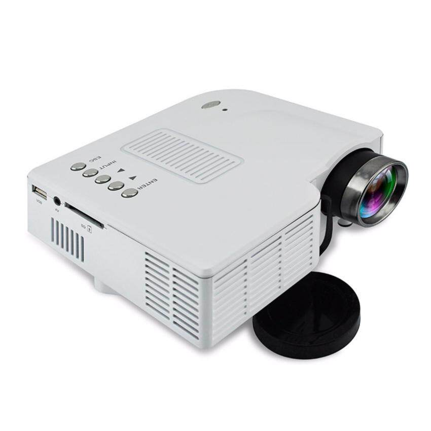 Cl720d hd led projector 1280x800 3000lm eu plug white for Proyector apple