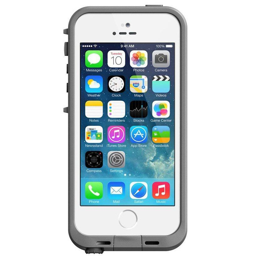 Lifeproof Nuud Waterproof Case For IPhone 6s Only Black