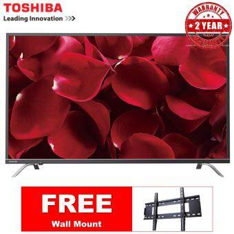 ☏ This instant (NEW MODEL) TOSHIBA 49˝ 4K UHD LED SMART TV