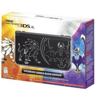 New Nintendo 3DS XL Solgaleo Lunala [AS]