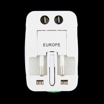 OH Universal All-In-One Power Adapter Adaptor Charger Plug New