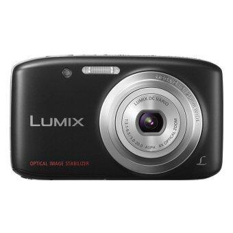 Panasonic Lumix Camera - DMC-S5 Black