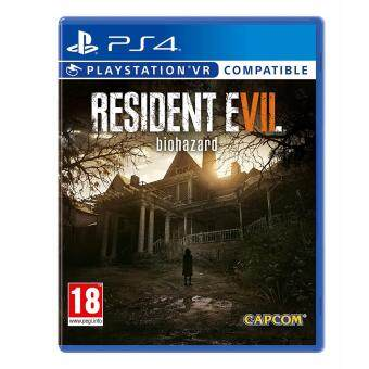 PS4 Resident Evil 7 Biohazard (English)