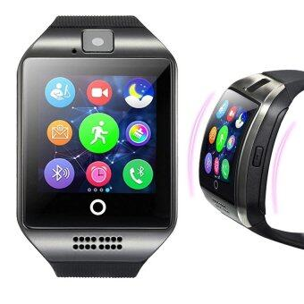 Q18 Smart watch with Touch Screen camera Support SIM TF card Bluetooth smartwatch for Android IOS Phone