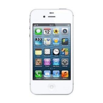(Refurbished) Apple iPhone 4S 16GB WHITE [Grade A]
