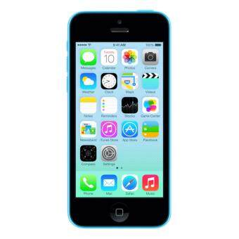(Refurbished) Apple iphone 5c 16gb (Blue) (Grade A)