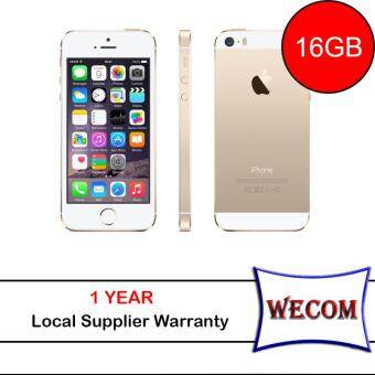 (REFURBISHED) Apple iPhone 5S-16GB-(Gold) [GRADE A]