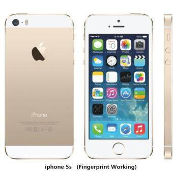 (Refurbished) Apple iphone 5s 16gb (Gold) (Grade A)