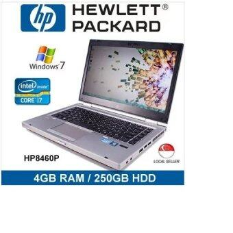 Refurbished HP Elitebook 8460p i7/4GB RAM/250GB HDD (win7)