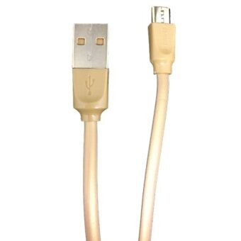 Remax Radiance RC-041m USB - MicroUSB Gold