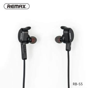 Remax Wireless Sport Bluetooth Earbuds Earphone Headphone HeadsetWith Microphone
