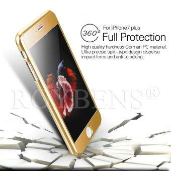 Shockproof Mirror Case Tempered Glass Cover ForApple iPhone 6 Plus 6s new concept .