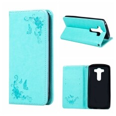Ruilean Leather Case For Lg V10 Flower Skin Flip Wallet Pouch Source RUILEAN .
