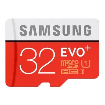 Samsung 32GB 95mb/s EVO Plus Class 10 Micro SD Card with Adapter