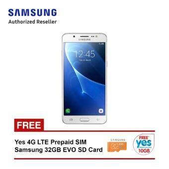Samsung Galaxy J5 2016 J510 8GB (White)