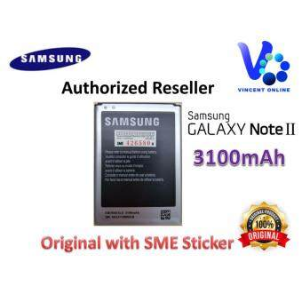 Samsung Galaxy Note 2 Battery 3100mAh (Original Samsung Malaysia Electronics)