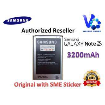 Samsung Galaxy Note 3 Battery 3200mAh (Original Samsung Malaysia Electronics)