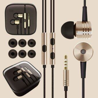 Smart In-Ear Headphone 2nd Piston Earphone 2 II Earbud with Remote& Mic For MI4 MI3 MI2 MI2S MI2A Mi1 Phone