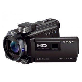 Sony Handycam HDR-PJ790VE 24.1MP Black + Bag