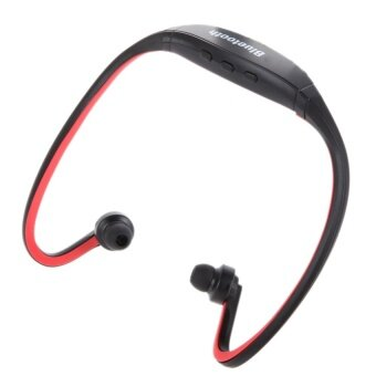 Sport Wireless Bluetooth Handfree Stereo Headset Headphone ForCellphone PC