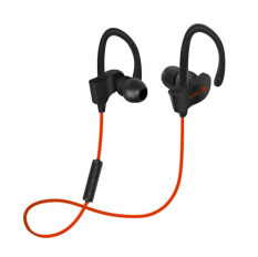 Sports In-Ear Wireless Bluetooth Earphone Stereo Earbuds Headset Bass Earphones with Mic for iPhone