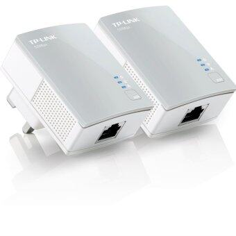 TP-LINK PA4010KIT 500MB/s Powerline Homeplug Adapters (2units starter pack)