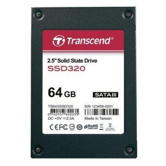 Transcend ts64gssd320 premium 64gb sata iii ssd lazada for Domon sata 3 64gb