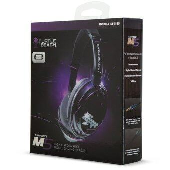 Turtle Beach Ear Force M5 Silver Mobile Gaming Headset