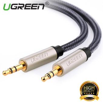 UGREEN 3.5mm Male to Male Auxiliary Aux Stereo HiFi Cable (2m) -Intl