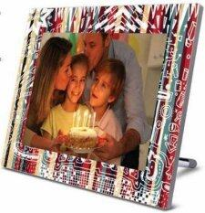 viewsonic 8 800x600 digital photo frame vfd874 20p red