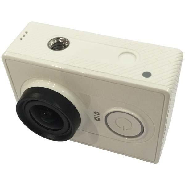 Genuine Xiaomi Xiaoyi Yi 4k 12mp Sport Action Camera Night Black International Version