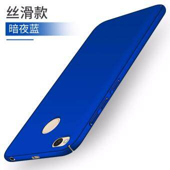Xiaomi Redmi 4X Full Covered Matte Case (Blue)