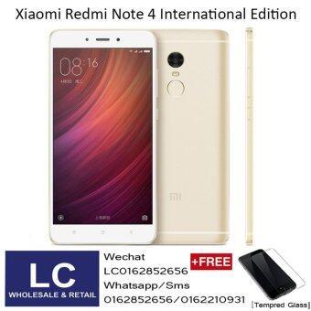 xiaomi redmi note 4 pro international edition 3gb 32gb