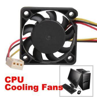 YBC 3 Pin 40mm Computer CPU Cooler Cooling Fan PC 40x40x10mm DC 12V