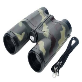 Zoom Binoculars Telescope with Carrying Strap Camouflage