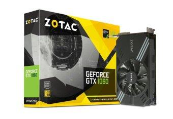 ZOTAC GTX 1060 Mini 6GB GDDR5