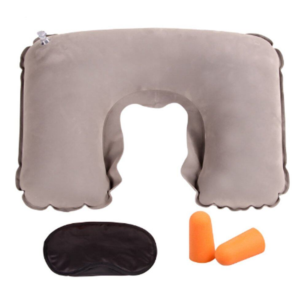 Image result for Travel Inflatable Neck Pillow