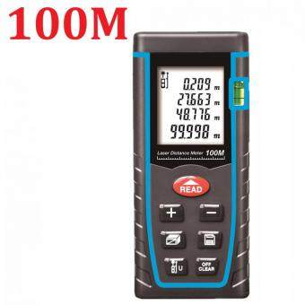 100M Laser Distance Meter Rangefinder RangeFinder Build MeasureDevice Test Tool