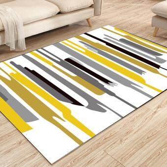 120*160cm Modern Simple Living Room Floor Mat Carpet Area Rugs Geometric  Patterns Tatami Mat Anti Slip Sofa Mats Pads Bedroom Carpets Soft Bedside  Footcloth