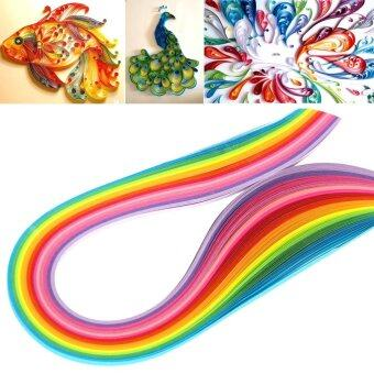 160 Strips 22 Colors Quilling Paper 3mm*390mm Mixed OrigamiPapercraft DIY Craft