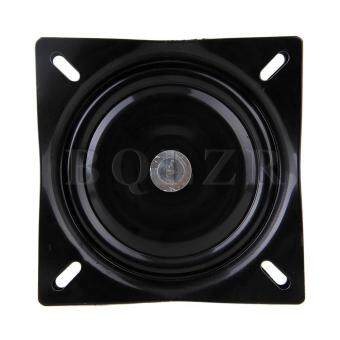 6 5 Inch A3 Steel Plate Ball Bearing Square Turntable