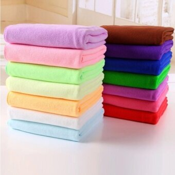70cm x 140cm (300gsm) Microfiber Bath Beach Gym Sports Travel Towel